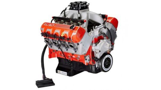 GM Performance Parts Will Pack Your 1,004 HP Crate Motor With An Unholy Amount Of Displacement