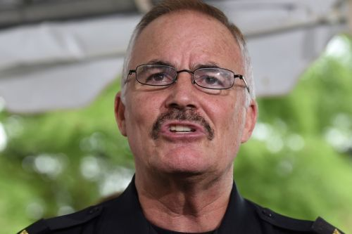 Manger is named new chief of the U.S. Capitol Police