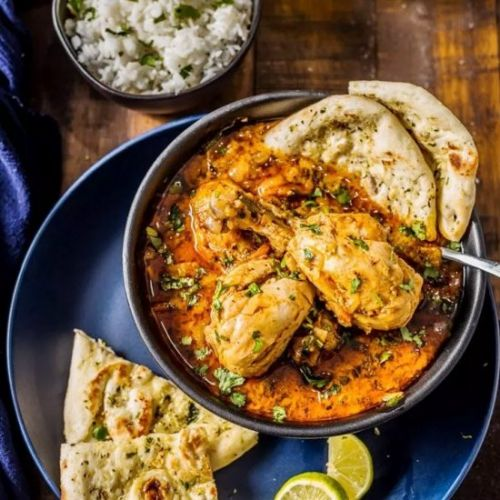 Instant Pot Indian Chicken Curry