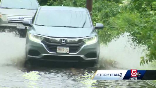 Mass. property owners to be impacted by flood insurance changes