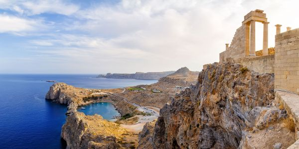 These 7 Must-Do's Give You a Deep Dive Into Rhodes's Culture and History