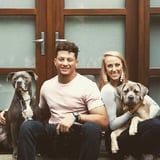 Patrick Mahomes and Brittany Matthews Are Fur Parents to 2 Sweet Pups! See Their Cutest Photos