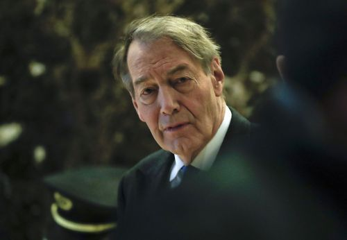 Charlie Rose, a TV icon, is accused of improper behavior by former interns