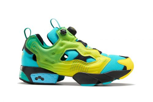 Chromat's Reebok Collaboration Offers Three Fading Colorways on the Instapump Fury