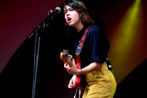 Snail Mail's New Re-Release of 'Habit' Features a Courtney Love Cover