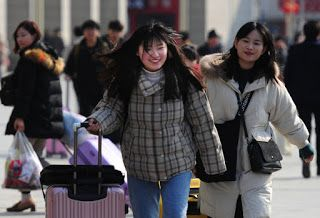 Up to 3b trips expected during Spring Festival travel rush