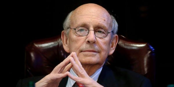 Supreme Court Justice Stephen Breyer says he hasn't decided when he'll retire: CNN