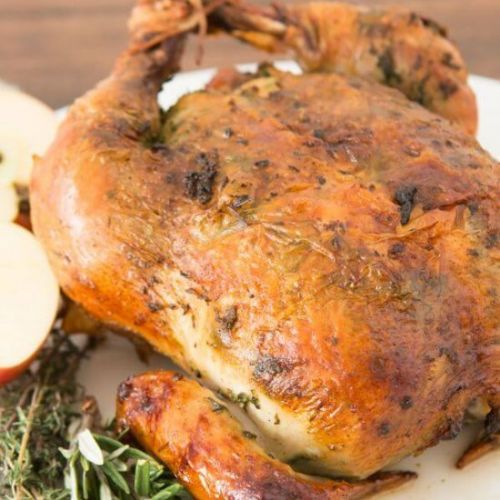 PERFECT HERB ROASTED CHICKEN