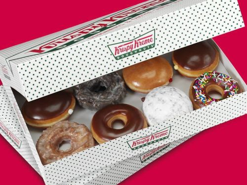 Krispy Kreme is giving away free doughnuts - here's how to get some