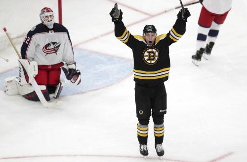 Weymouth native looks to win Stanley Cup with Boston Bruins