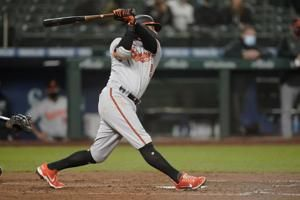 Orioles rally in eighth to beat Mariners as Dean Kremer makes his best start of the season