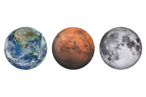 Four Point Puzzles Releases Mars as the Latest Planet in Its Lineup