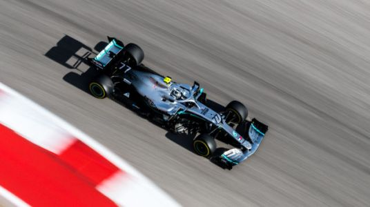 Valtteri Bottas Wins U.S. Grand Prix, Teammate Lewis Hamilton Wins Sixth F1 Title In Austin