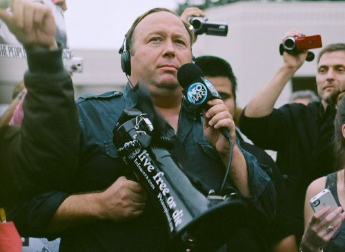 Sandy Hook families win victory in legal battle against Alex Jones, InfoWars