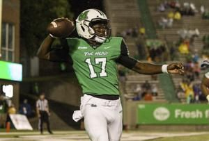Marshall, NC State return from week off following hurricane