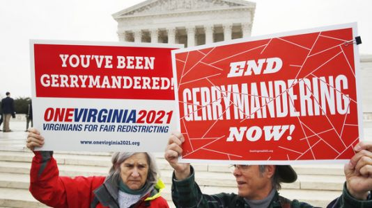Supreme Court Hands Democrats A Win On Racial Gerrymandering In Virginia