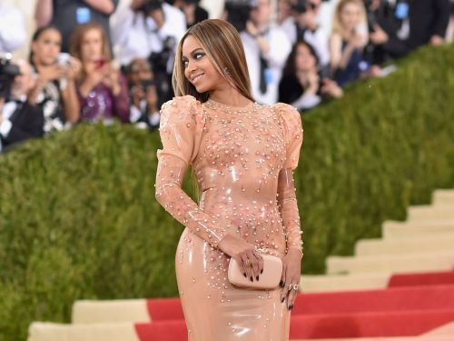 Beyoncé said motherhood and age has made her feel 'more womanly and secure' with her curves