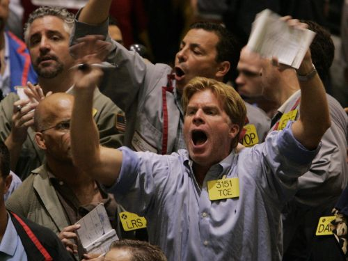 'Wall Street has gone completely mad' - One market bear forecasts a decade of stock losses