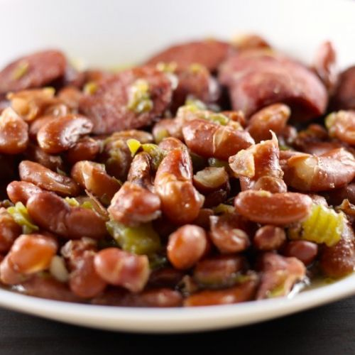 New Orleans Style Red Beans and Rice
