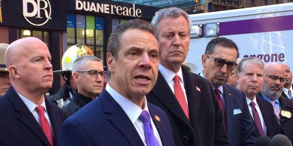 The failed New York City attack shows how American counterterrorism policy is working