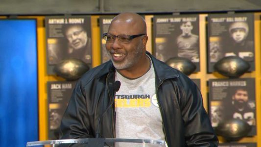 Steelers safety Donnie Shell elected to Pro Football Hall of Fame