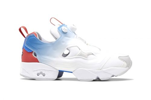Reebok Adds Tri-Color Ombré Fade to Instapump Fury OG