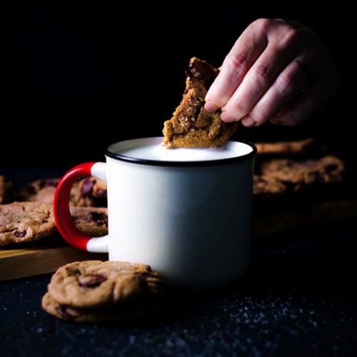 Perfect Soft Chocolate Chip Cookies