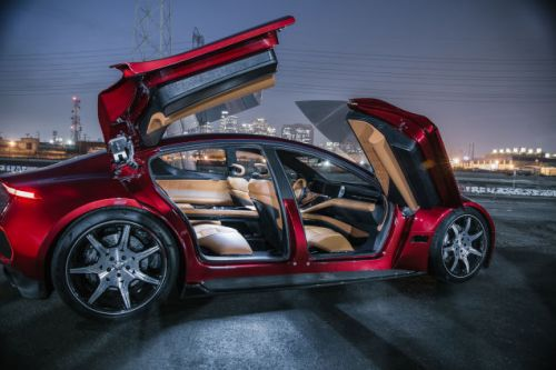 Fisker's New Electric Car Bet Will Come Down To The Battery-And Those Doors