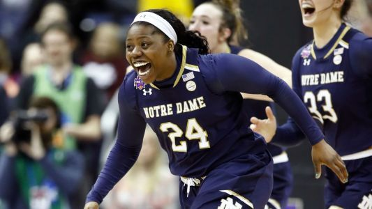March Madness 2019: Notre Dame top seed of women's bracket, UCONN No. 2