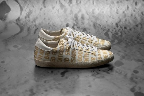 Golden Goose Deluxe Brand Shoots for the Moon with New Capsule Collection