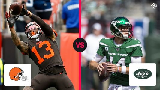 What channel is Browns vs. Jets on today? Time, TV schedule for 'Monday Night Football'