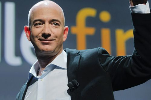 Jeff Bezos Actions Down As Amazon CEO and UFC Groups Up With Crypto.com in This Week's Business and Crypto Roundup