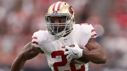 Matt Breida injury update: 49ers RB reportedly pushing to play at Green Bay