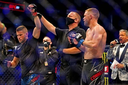 Jamall Emmers vs. Pat Sabatini in the works for UFC Fight Night on Aug. 28