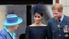 Meghan, Harry Got Queen's Blessing For Baby Lili's Name, Spokesperson Says