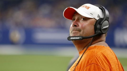 Browns coach Freddie Kitchens says Baker Mayfield needs to work on making 'better decisions'