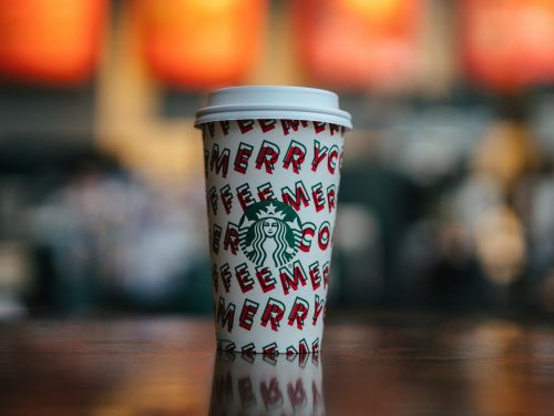 11 years of Starbucks holiday cups reveal how the coffee giant's iconic red cup has transformed