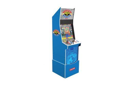 Arcade1Up Announces New 'Street Fighter II' and 'Turtles in Time' Home Arcade Machines