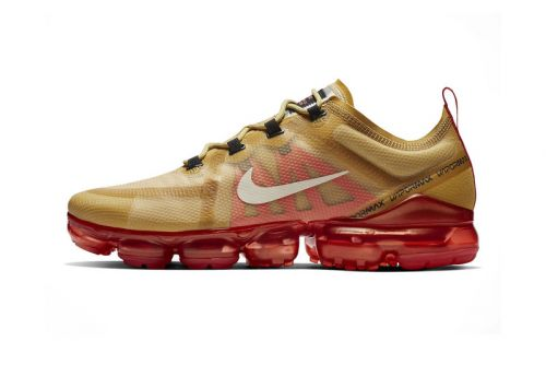 Nike Air VaporMax 2019 Receives Iron Man-Inspired Makeover