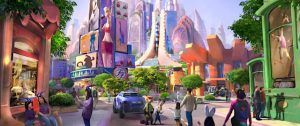 World's first 'Zootopia' zone comes to Shanghai Disneyland