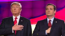 Donald Trump's Boast About Ted Cruz Rally Comes Back To Haunt Him. Again