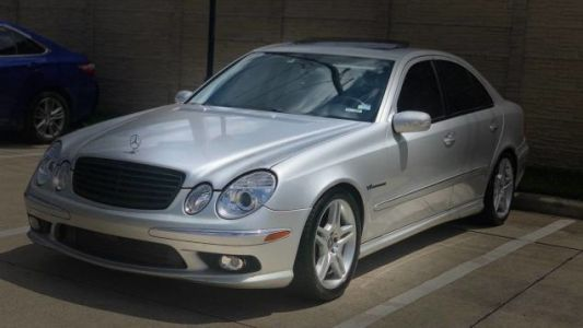At $8,200, Would You Drop The Hammer On This 2004 Mercedes E55 AMG?