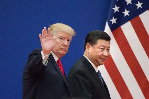 The US and China clash over key trade issues as Trump threatens more tariffs