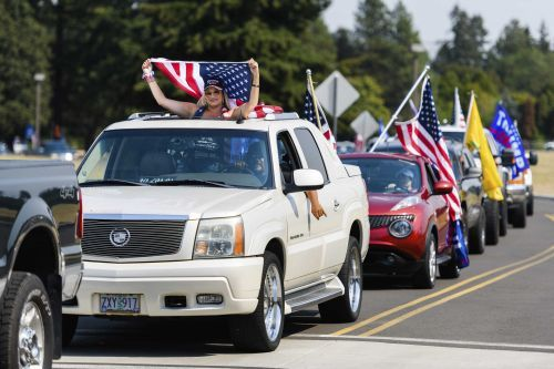 2nd parade in support of President Trump will travel I-275 loop Saturday