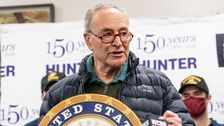 Chuck Schumer Wants Biden To Cancel $50,000 In Student Loan Debt To Support Veterans