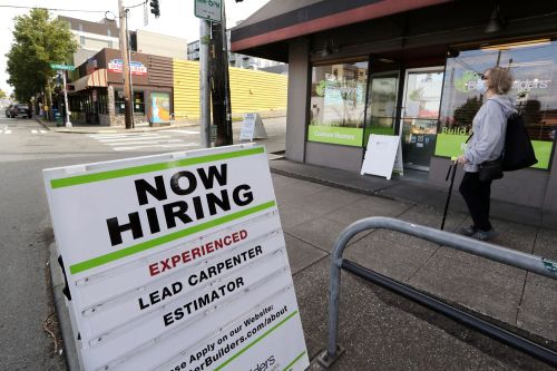 Employment won't recover for a decade, CBO says