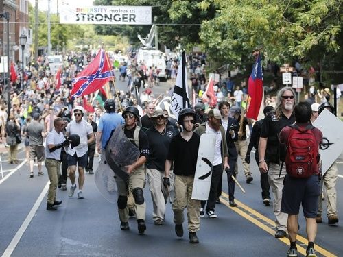 Unite the Right: Charlottesville Anniversary Draws Neo-Nazis to Washington