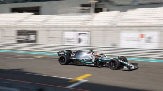Formula One Proves Dedication To Cost Cutting By Making Teams Build Extra Car For Three-Day Tire Test