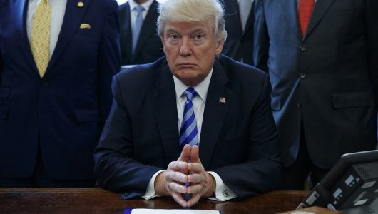 Trump's one-year approval rating lowest in 36 years: Poll