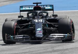 Hamilton starts Austrian GP from 5th after grid penalty